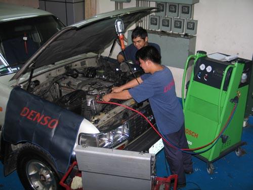 Denso Service Philippines Crown Common Rail Diesel Center Inc